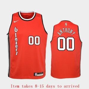 Youth Blazers Carmelo Anthony Classic Jersey